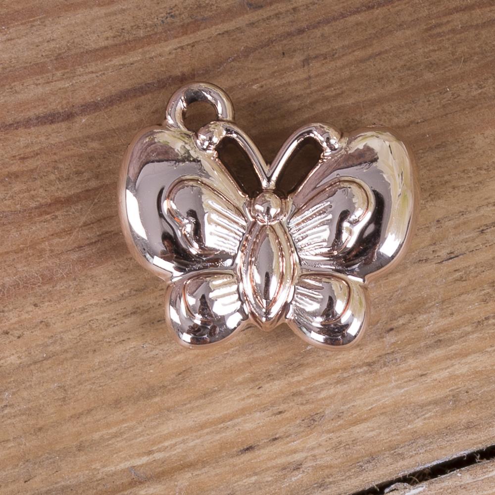 металева підвіска метелик