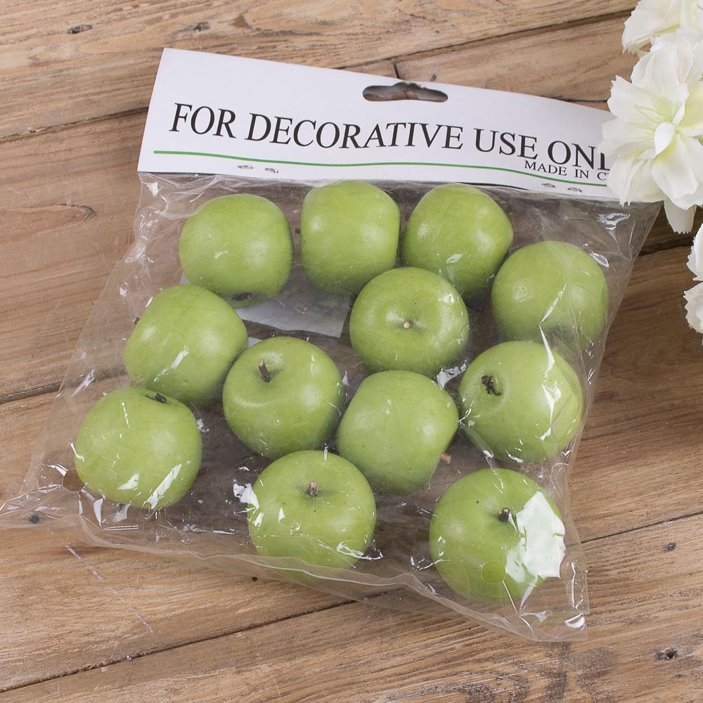 яблоки (12шт) зеленые