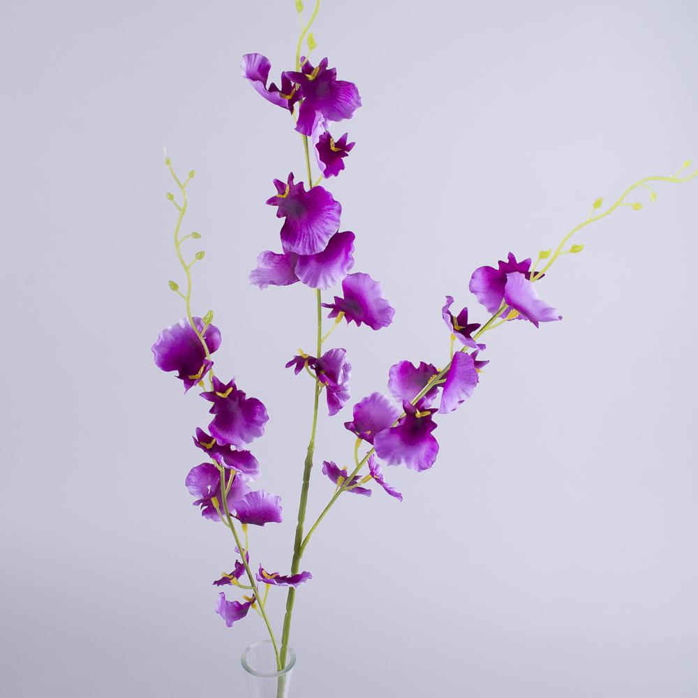 орхідея - добавка на 3 гілки фіолетова