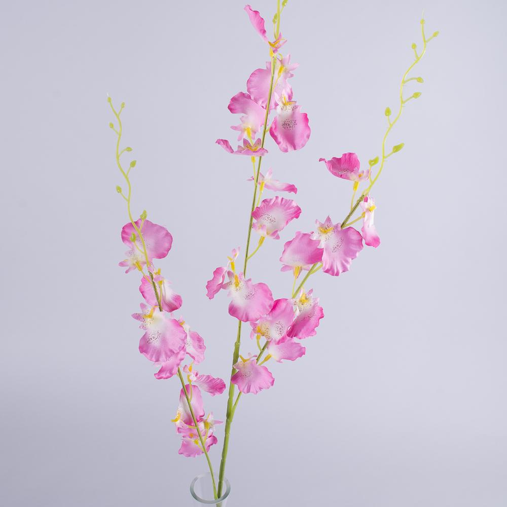 орхідея - добавка на 3 гілки рожева