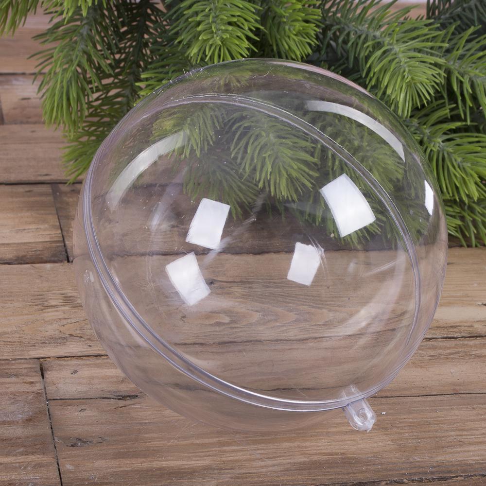 куля пластикова розкладна 12см