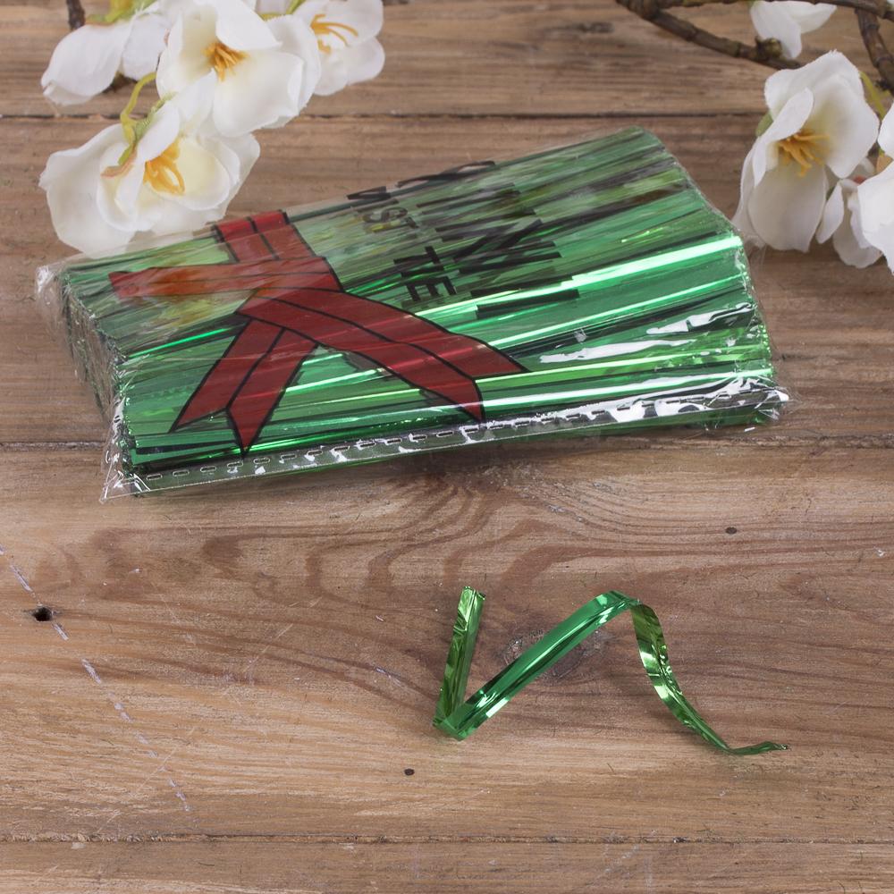 дріт флористичний різаний (зелений)
