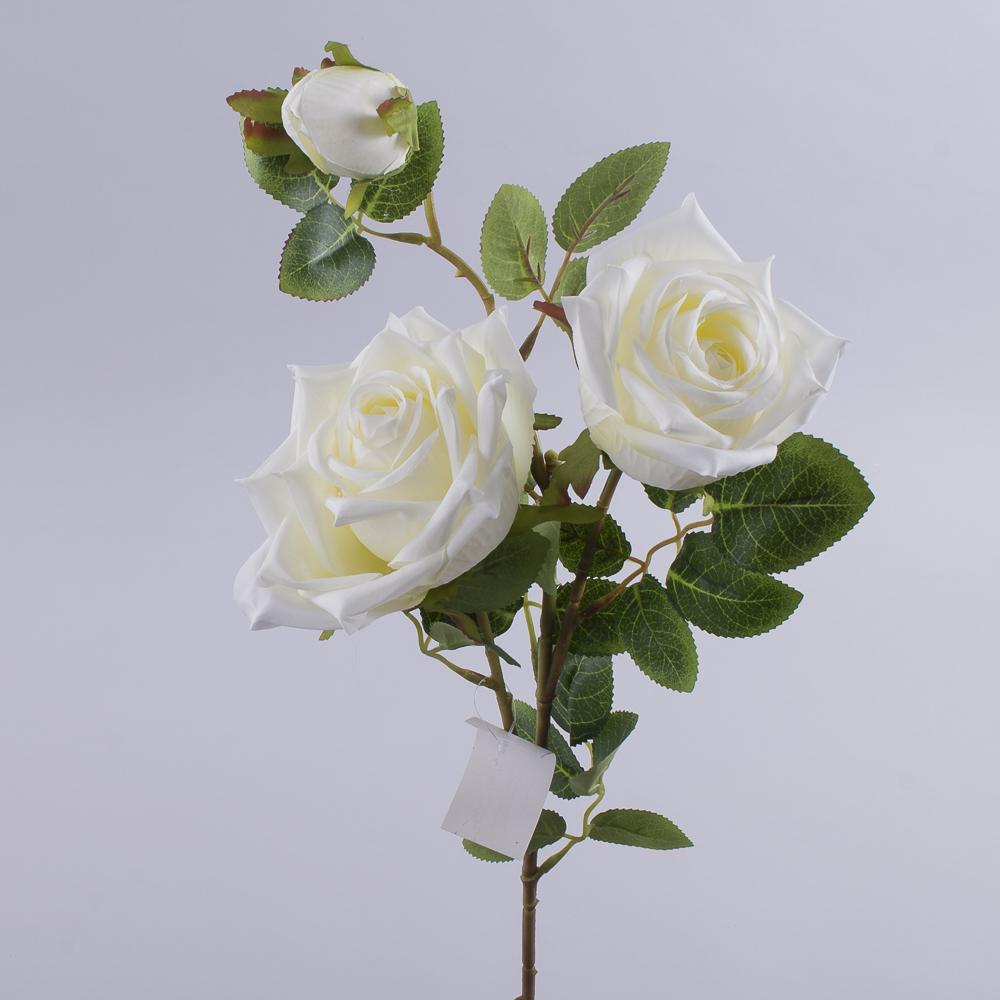 роза премиум тройная молочная