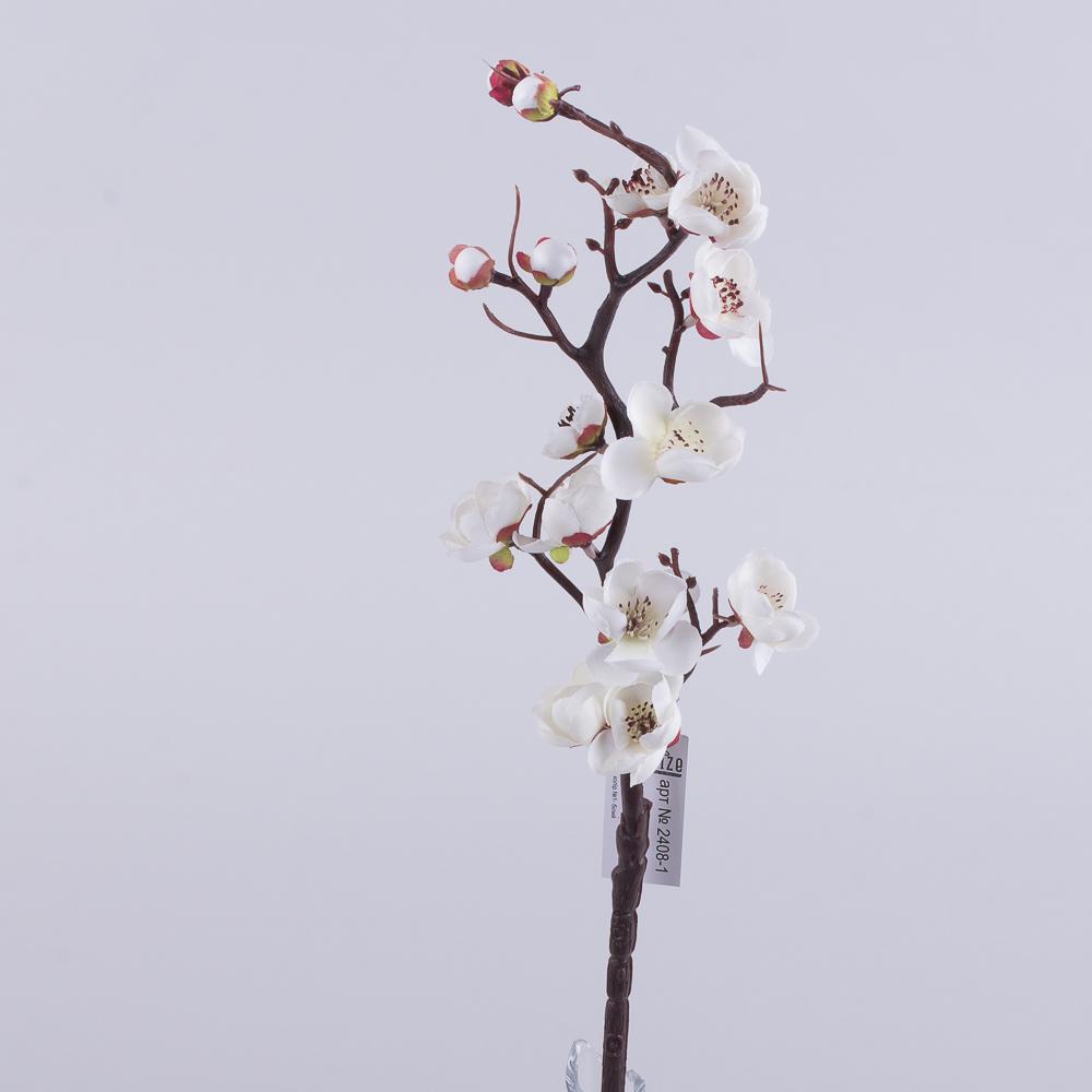 ветка сакуры одинарная (белая)