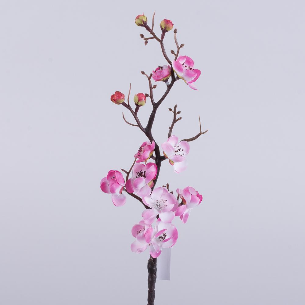 ветка сакуры одинарная (светло-розовая)