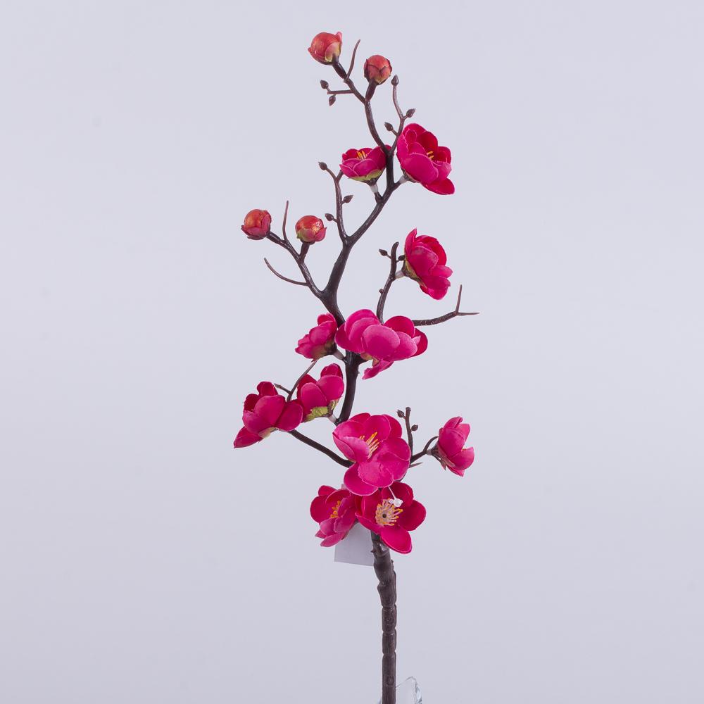 ветка сакуры одинарная (розовая)