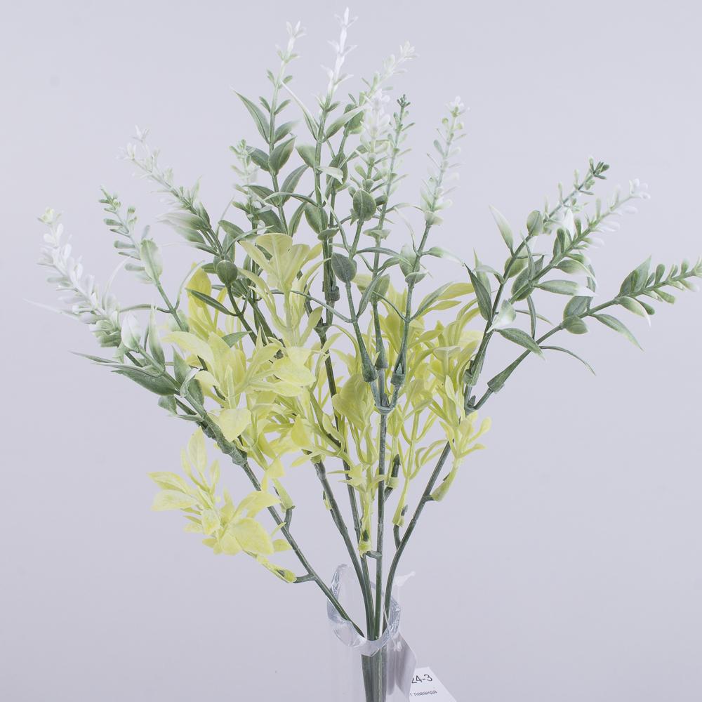 букет лаванды белый