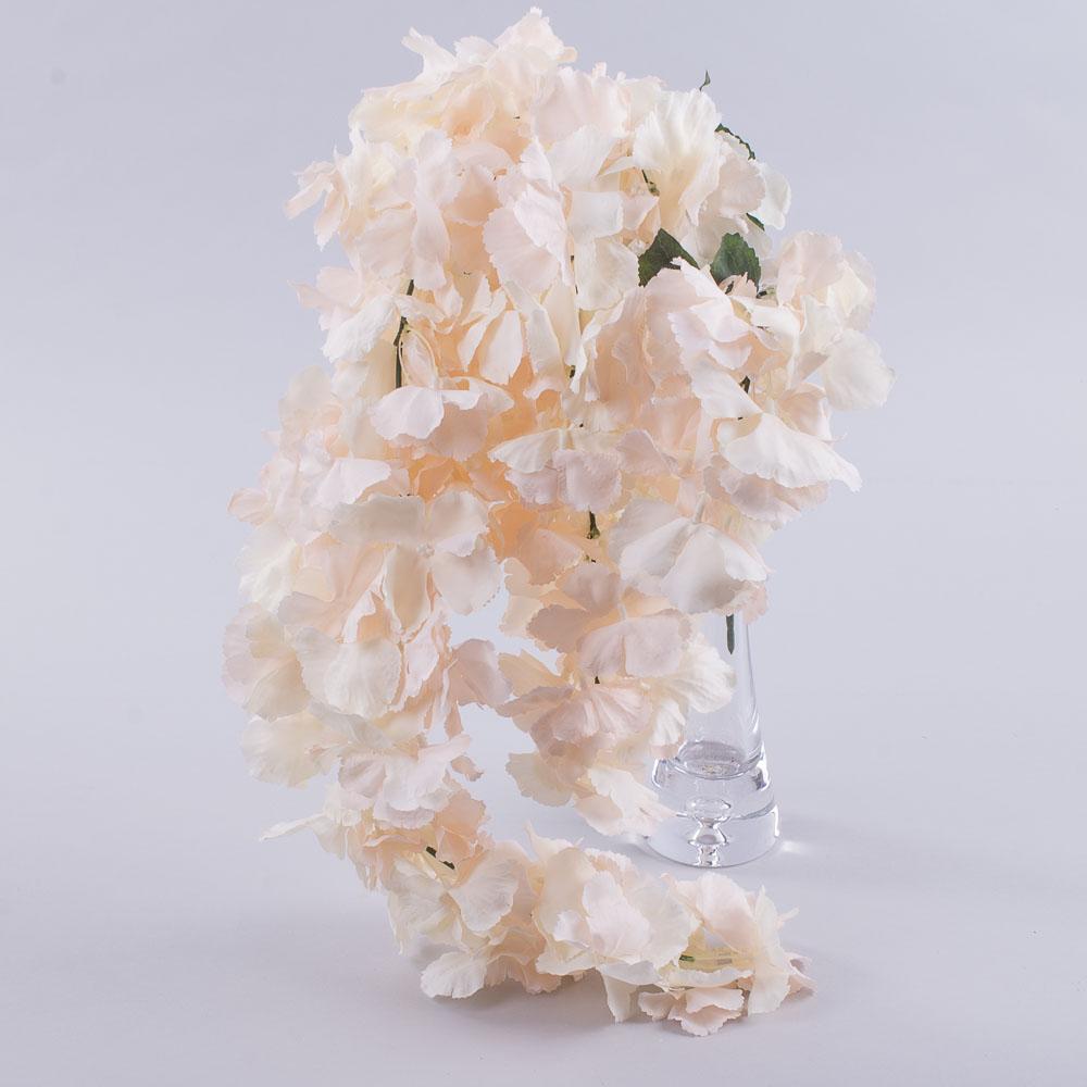 Гортензія преміум звисаюча персикова (W90P12)