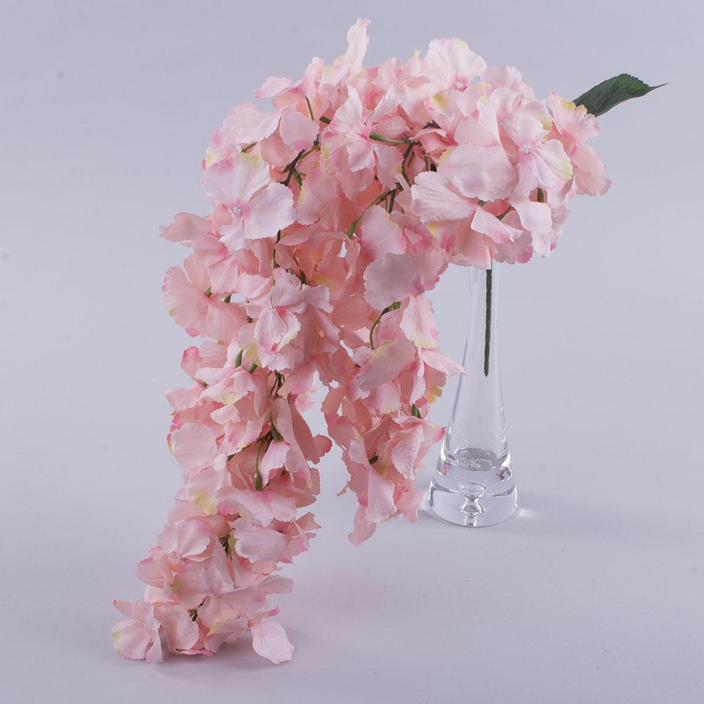 Гортензія преміум звисаюча ніжно рожева (V78R80)
