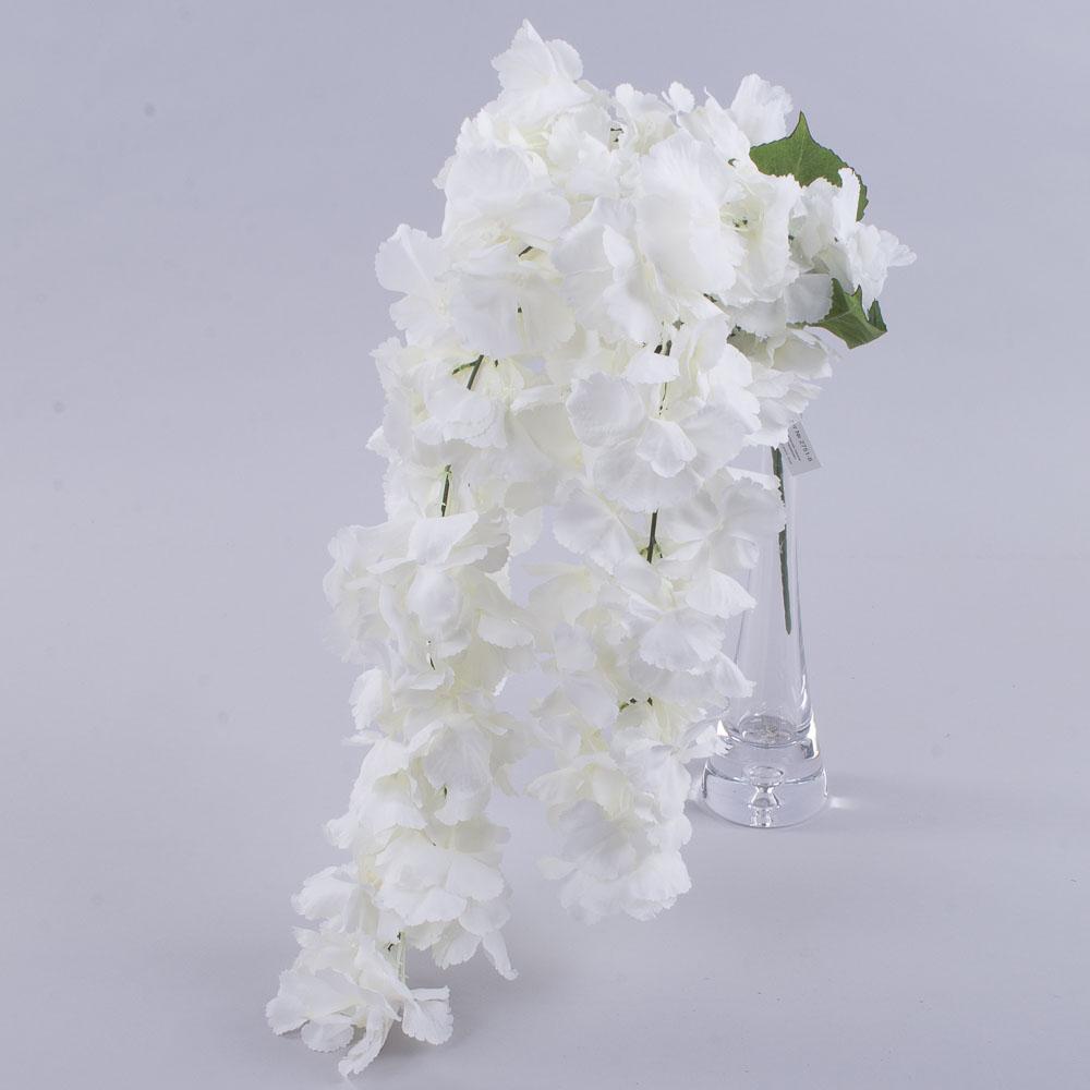 Гортензія преміум звисаюча біла