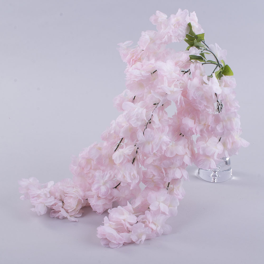 цветы вишни пышные светло розовые (P30 PINK)
