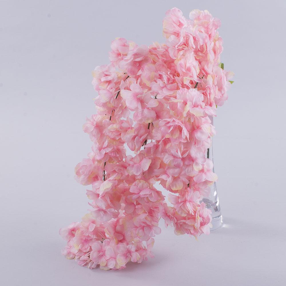 цветы вишни пышные розовые(P30G40)