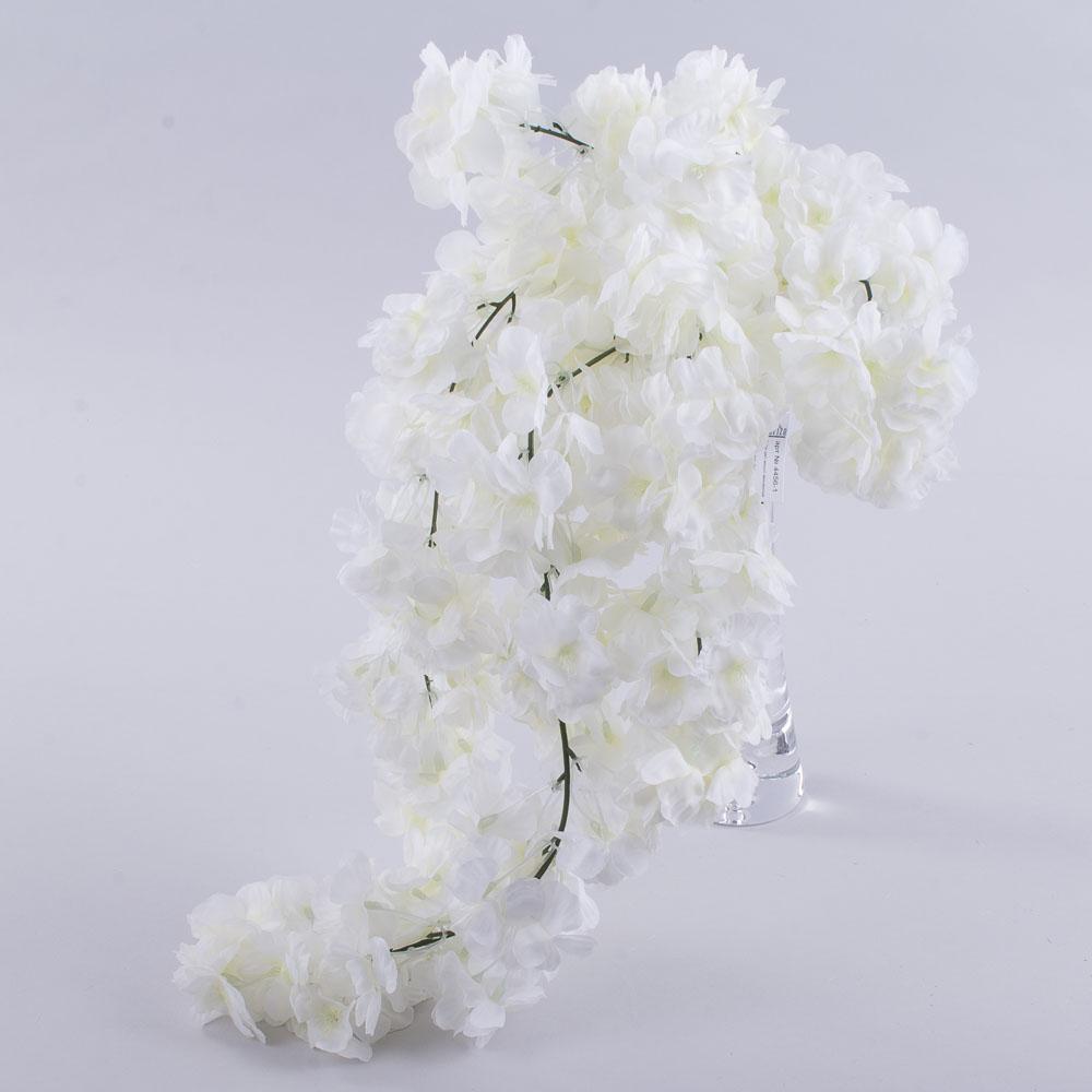 цветы вишни пышные белые (white W15)
