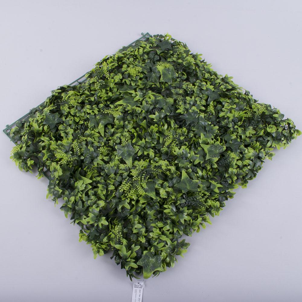 """квадрат травы """"плющ"""" 50*50см"""