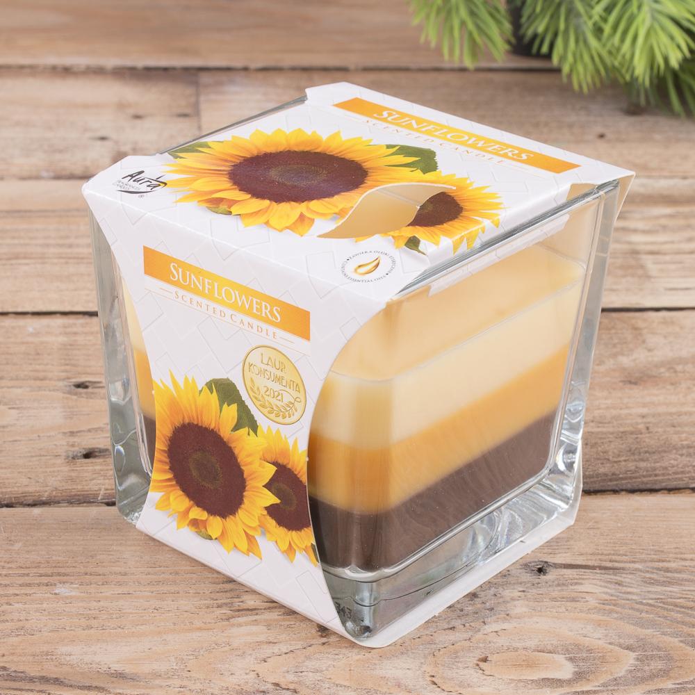 """Арома-свеча """"Sunflowers"""""""