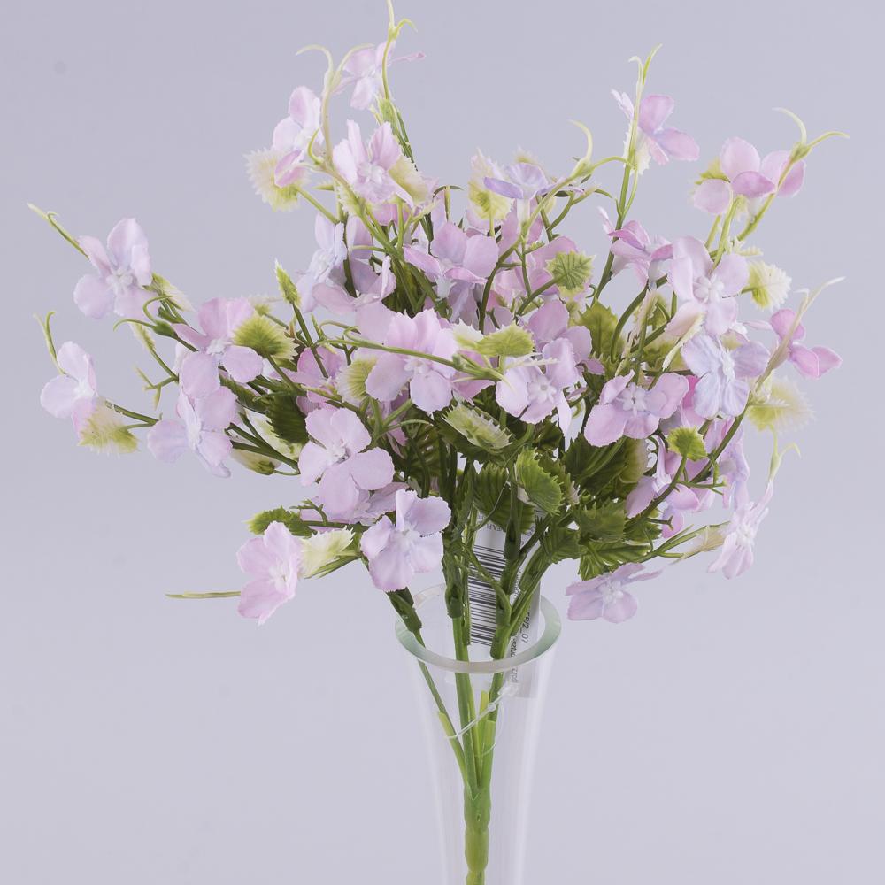 """Букет мини цветы """"Вена"""" (розовый)"""