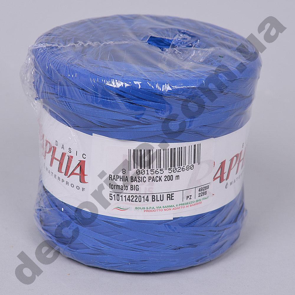рафия 200м. blue reale