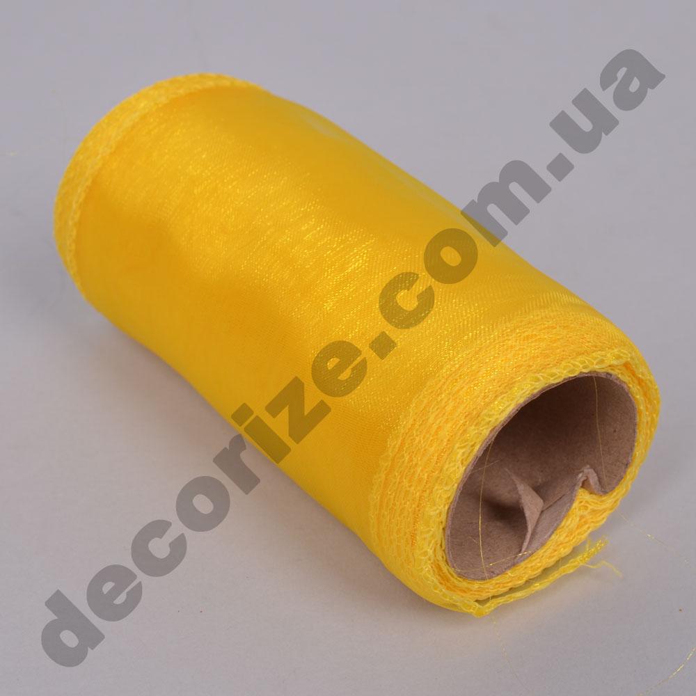 органза 12см yellow