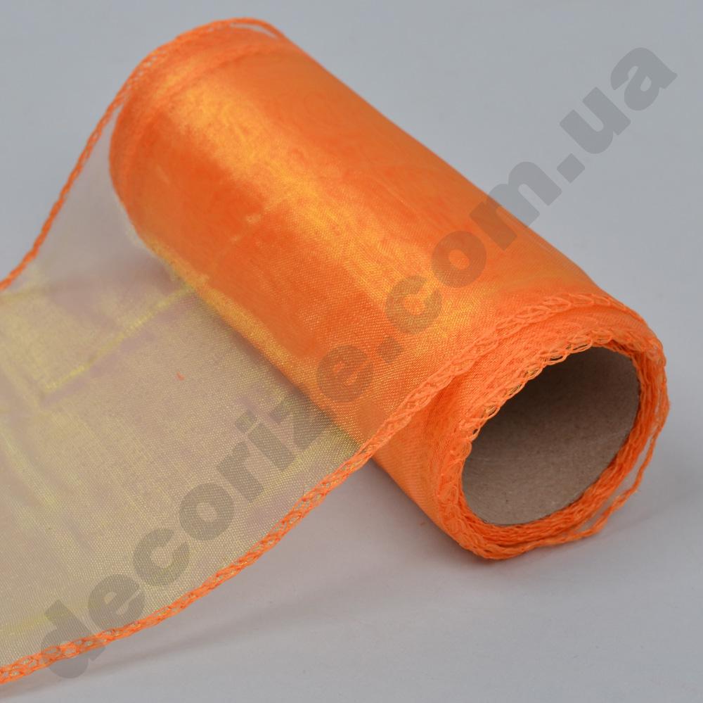 органза 12см tangerine